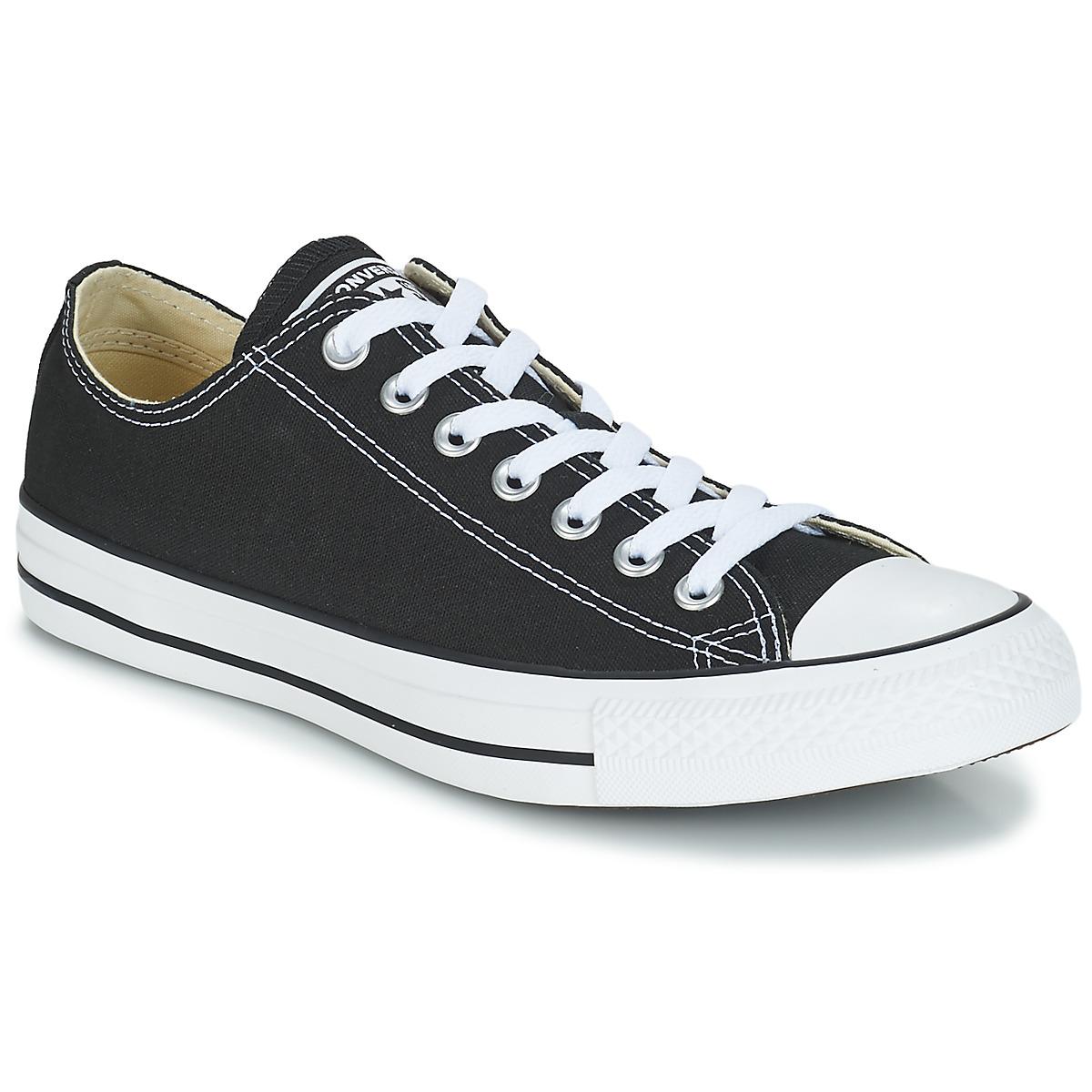 Nizke tenisky Converse CHUCK TAYLOR ALL STAR CORE OX Černá