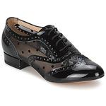 Šněrovací společenská obuv Fericelli ABIAJE