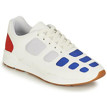 Boty Muži Nízké tenisky Le Coq Sportif ZEPP Bílá / Modrá / Červená