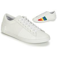 Boty Ženy Nízké tenisky Le Coq Sportif FLAG Bílá / Vícebarevná