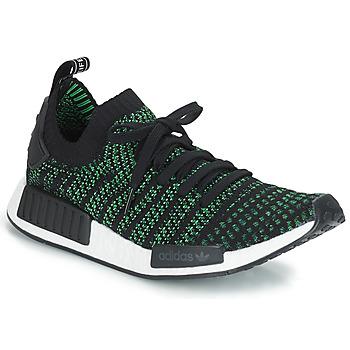 Boty Nízké tenisky adidas Originals NMD_R1 STLT PK Černá / Zelená