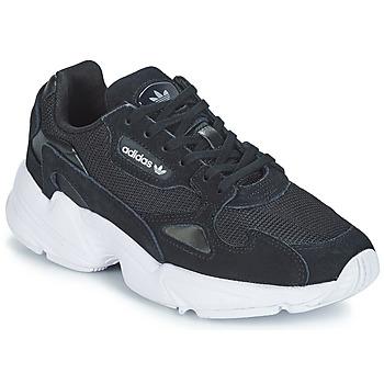 Boty Ženy Nízké tenisky adidas Originals FALCON W Černá