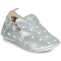 Boty Dívčí Papuče Catimini CATA Stříbrná