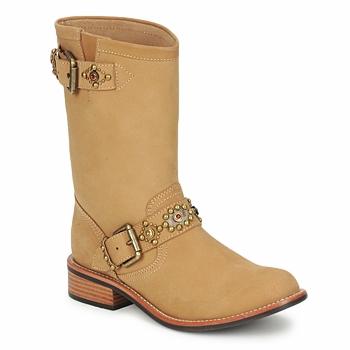 Kotníkové boty Miss L'Fire MCQUEEN