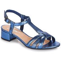 Boty Ženy Sandály Betty London METISSA Modrá