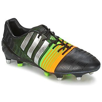 Boty Muži Fotbal adidas Performance NITROCHARGE 1.0 SG Černá / Žlutá