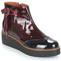 Boty Ženy Kotníkové boty Fericelli JANDICI Bordó