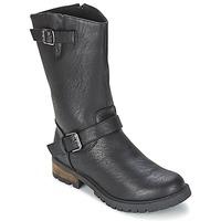 Boty Ženy Kotníkové boty Les P'tites Bombes ZOLA Černá