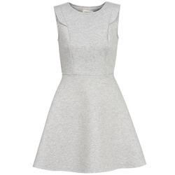 Textil Ženy Krátké šaty Naf Naf ELOLA Šedá
