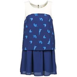 Textil Ženy Krátké šaty Naf Naf LIBAIN Tmavě modrá