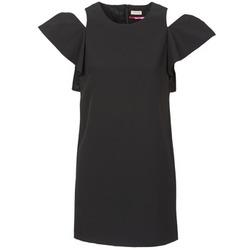 Textil Ženy Krátké šaty Naf Naf X-KARLI Černá