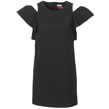 Naf Naf Krátké šaty X-KARLI - Černá