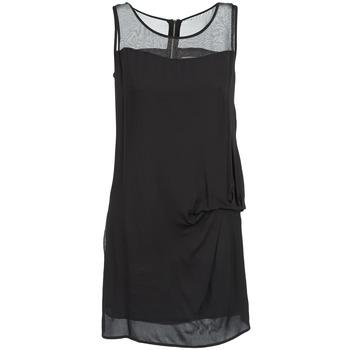 Naf Naf Krátké šaty X-LAMO - Černá