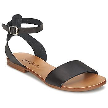 Boty Ženy Sandály Betty London CRAROLA Černá