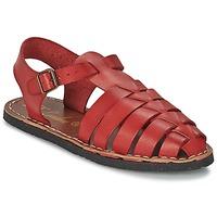 Boty Ženy Sandály Betty London EKINO Červená