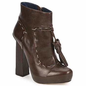Polokozačky / Kotníkové boty Pollini PA2405       350x350