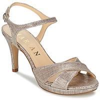 Boty Ženy Sandály Marian DORY Stříbřitá