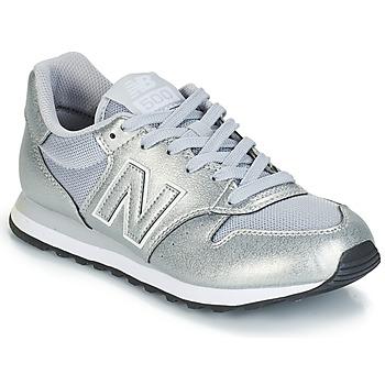 Boty Ženy Nízké tenisky New Balance GW500 Stříbrná