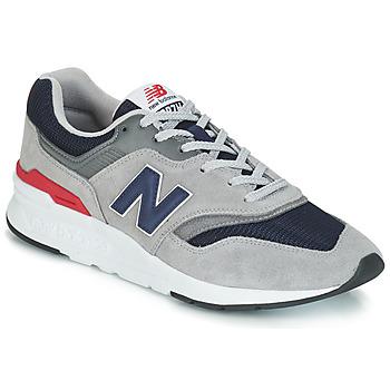 Boty Muži Nízké tenisky New Balance CM997 Šedá