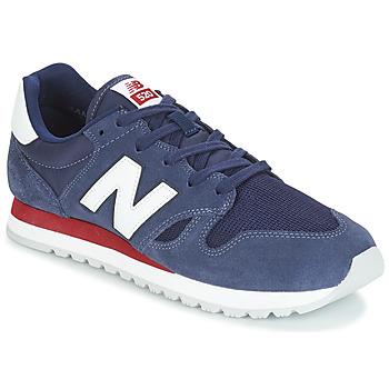 Boty Nízké tenisky New Balance U520 Modrá