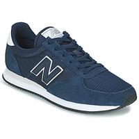 Boty Nízké tenisky New Balance U220 Modrá