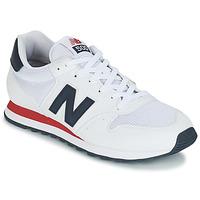 Boty Nízké tenisky New Balance GM500 Bílá