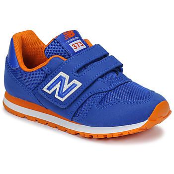 Boty Děti Nízké tenisky New Balance YV373 Modrá