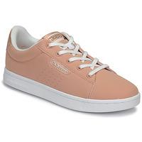 Boty Dívčí Nízké tenisky Kappa TCHOURI LACE Růžová / Bílá