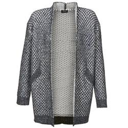 Textil Ženy Svetry / Svetry se zapínáním Kookaï CHINIA Tmavě modrá