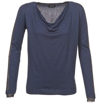 Textil Ženy Svetry Kookaï MEFETTE Tmavě modrá