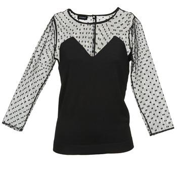 Textil Ženy Svetry Kookaï FERMULE Černá
