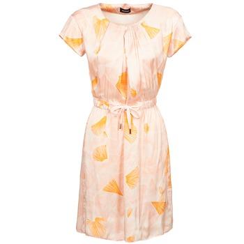Textil Ženy Krátké šaty Kookaï VOULATE Růžová / Žlutá