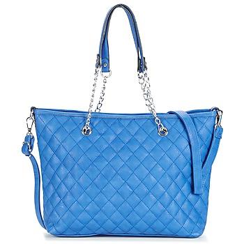 Taška Ženy Velké kabelky / Nákupní tašky Moony Mood DOUTUNI Modrá