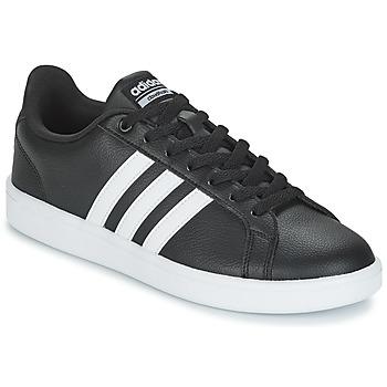 Boty Muži Nízké tenisky adidas Originals ADVANTAGE MEN Černá