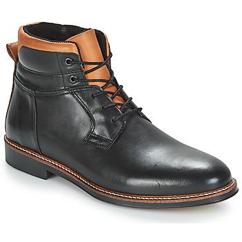 Boty Muži Kotníkové boty André SINTRA Černá