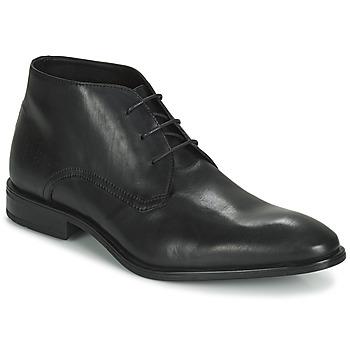 Boty Muži Kotníkové boty André CROWE Černá