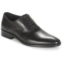 Boty Muži Šněrovací společenská obuv André SMITH Černá