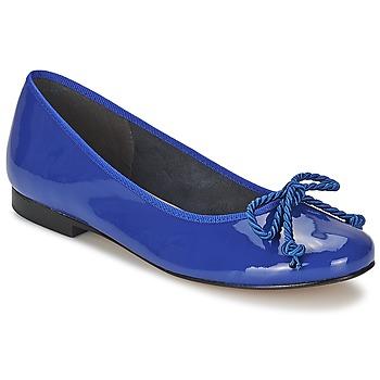 Baleriny BT London LIVIANO Tmavě modrá 350x350