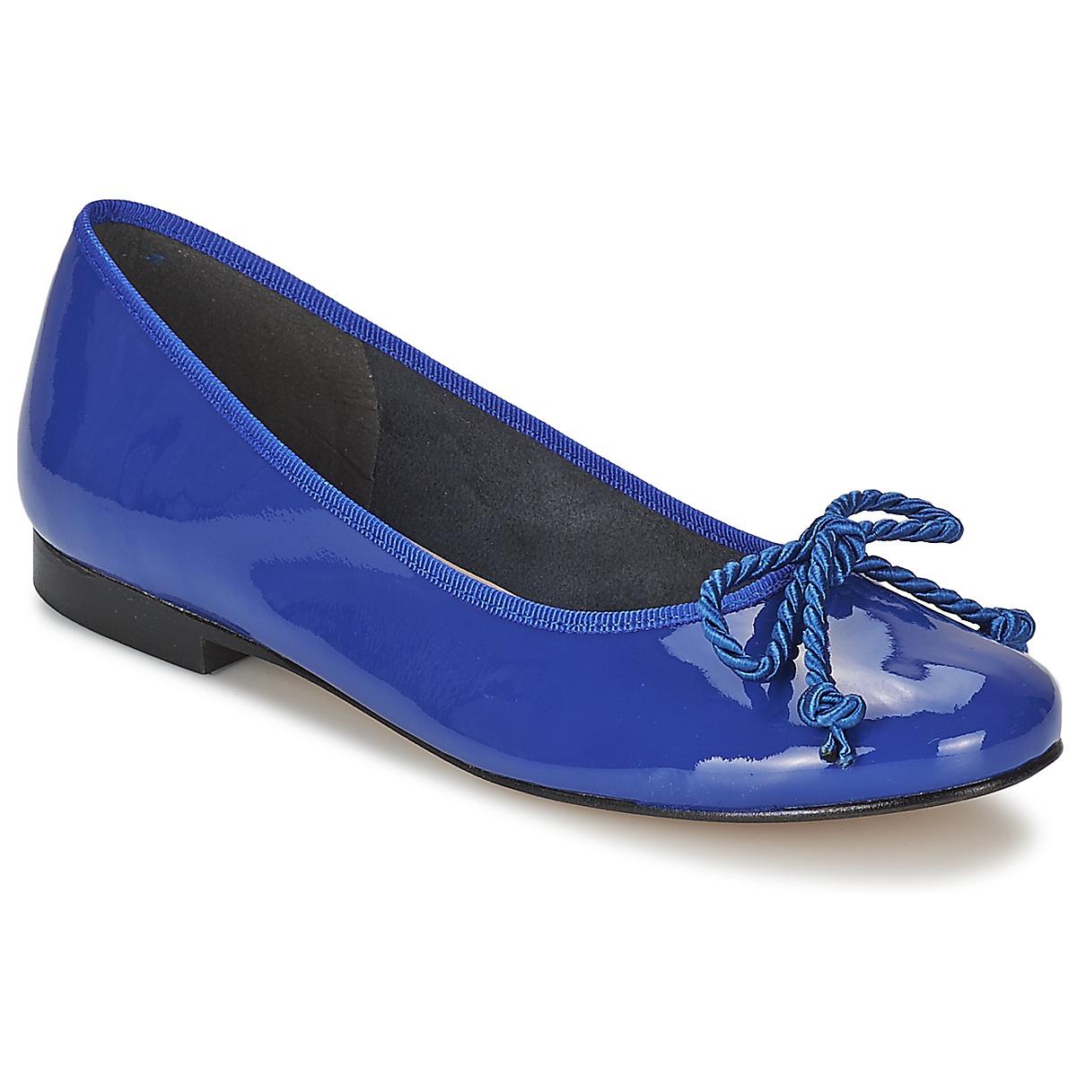Baleriny Betty London LIVIANO Tmavě modrá