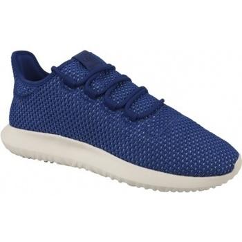 Boty Muži Nízké tenisky adidas Originals Tubular Shadow CK modrá
