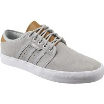 Boty Muži Nízké tenisky adidas Originals Seeley šedá