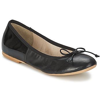 Baleriny Betty London MANDOLI Černá 350x350