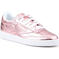 Boty Ženy Nízké tenisky Reebok Sport Club C 85 S Shine CN0512 pink