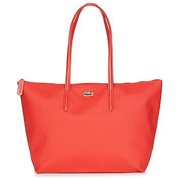 Taška Ženy Velké kabelky / Nákupní tašky Lacoste L 12 12 CONCEPT Červená