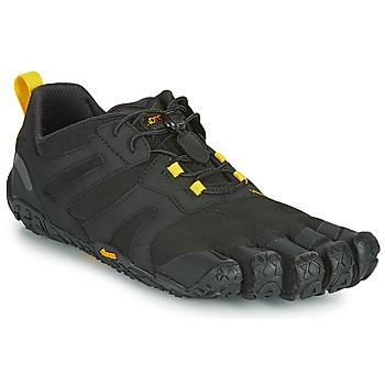 Boty Muži Běžecké / Krosové boty Vibram Fivefingers V-TRAIL Černá / Žlutá