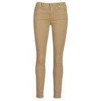 Textil Ženy Kapsáčové kalhoty Armani Exchange HELBIRO Béžová
