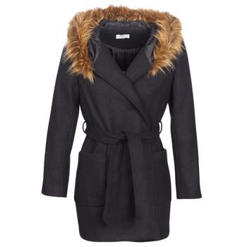 Textil Ženy Kabáty Betty London JORREY Černá