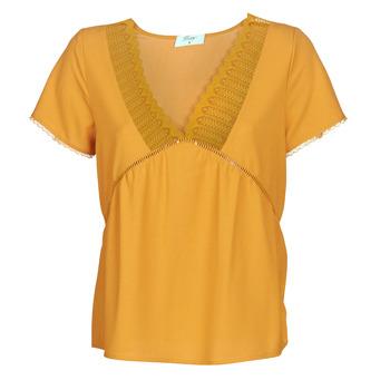 Textil Ženy Halenky / Blůzy Betty London JOCKY Žlutá