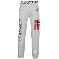 Textil Muži Teplákové kalhoty Geographical Norway MYER Šedá