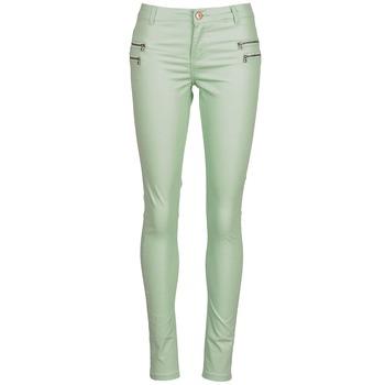 Textil Ženy Kapsáčové kalhoty Noisy May FAME Zelená